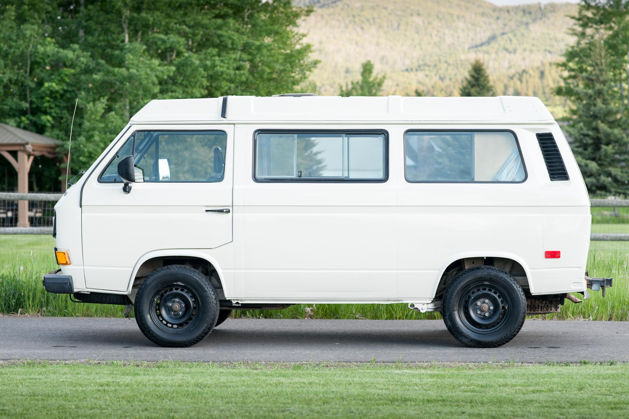 1987 VW Vanagon Westfalia Weekender – Revolving Garage