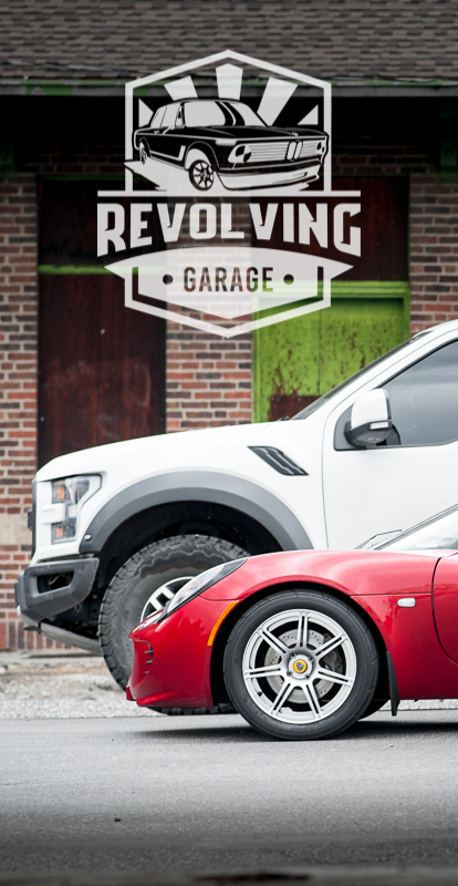 Revolving Garage, First Gear Media LLC