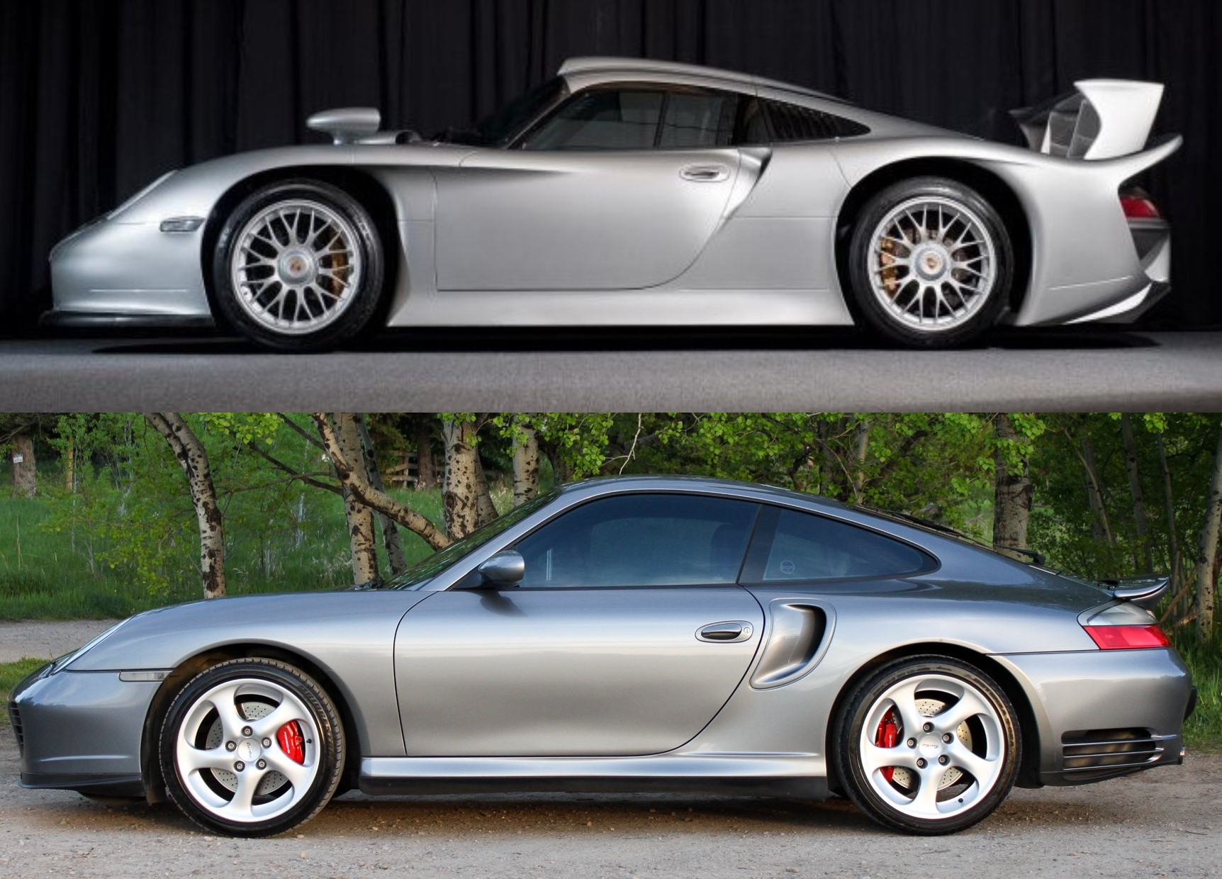996 to GT1 Combined